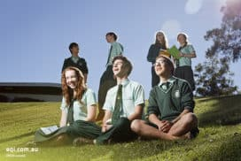 Robina State High School