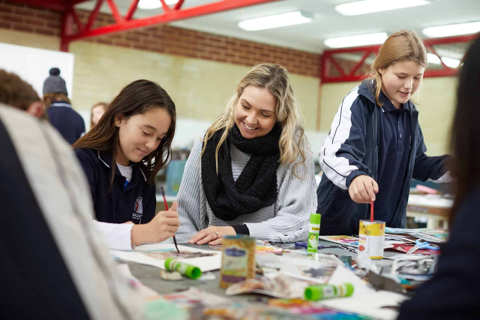 Apply to study at a High School in Perth, metropolitan or regional Western Australia!