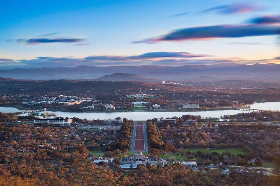 Study in Canberra - Study in the Australian Capital Territory