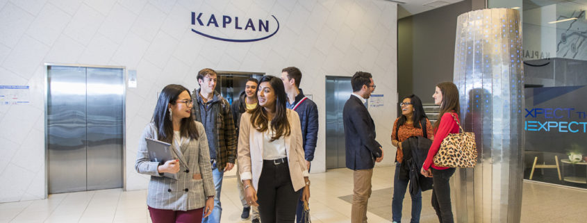 Value for money business courses with Kaplan Business School