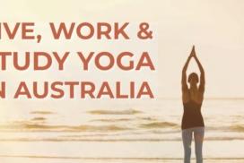 Study Yoga in Australia: Yoga Teacher Training Courses